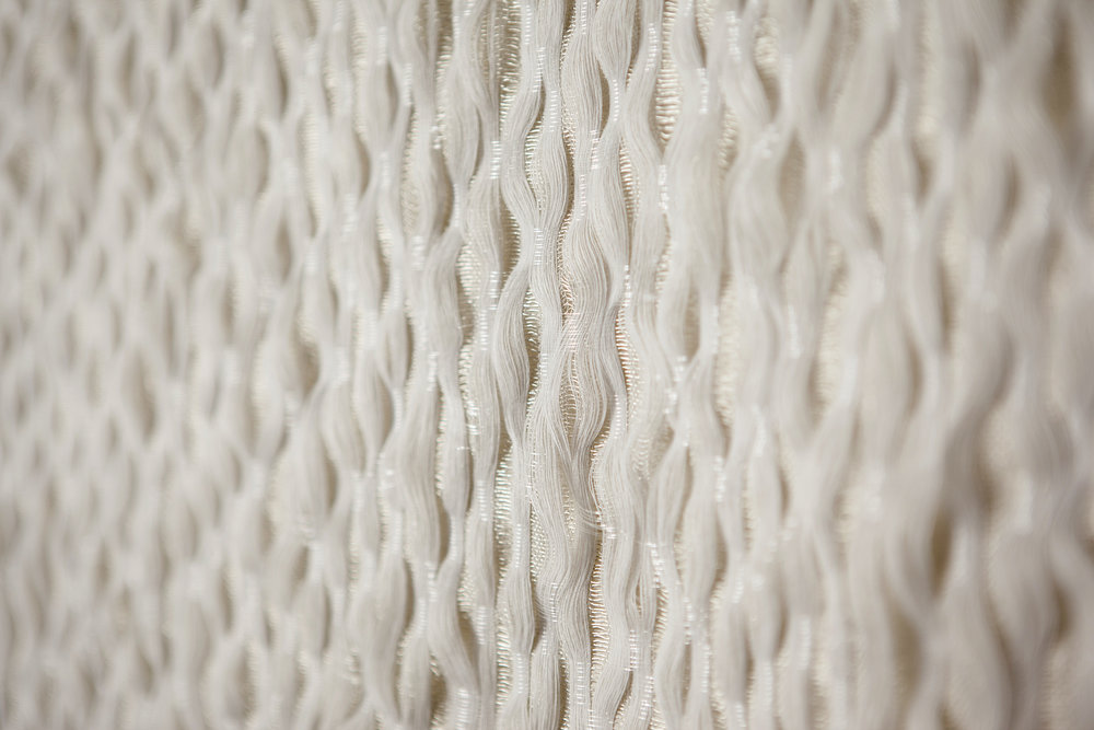 sculptile   Photos:  Juliane Eirich  Developed and produced with  TextielLab  Tilburg, The Netherlands.