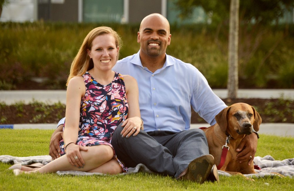 It's time for families to come FIRST - Colin Allred supports paid family leave