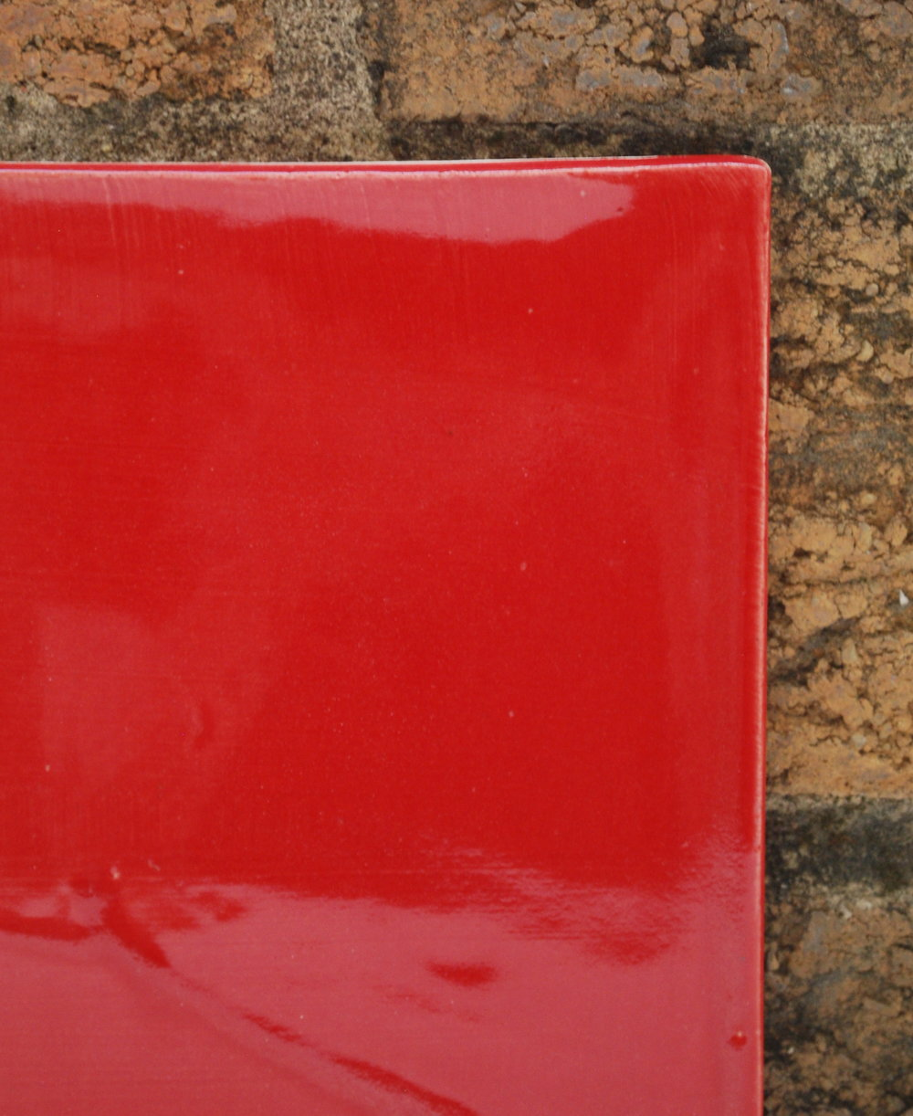 Dark Red/Stone