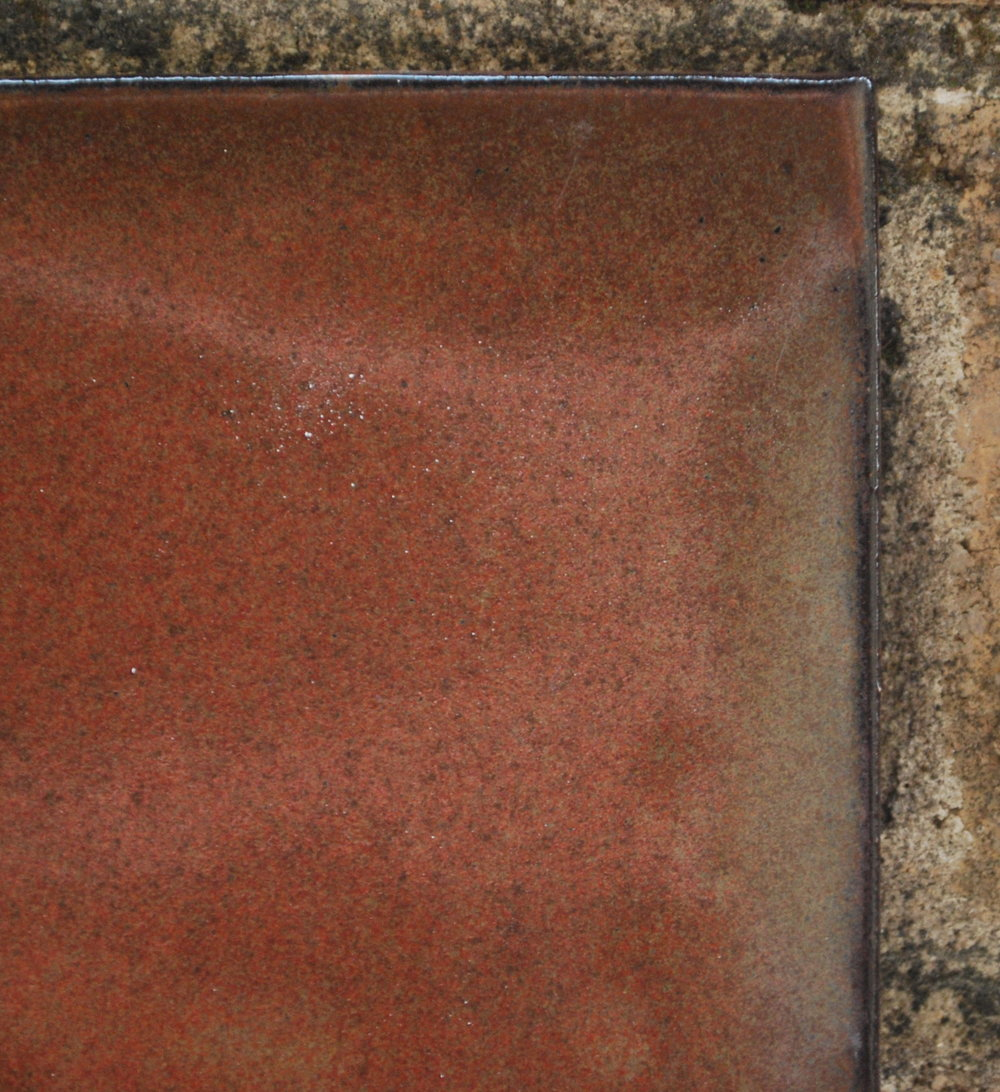 Rust Red/Charcoal