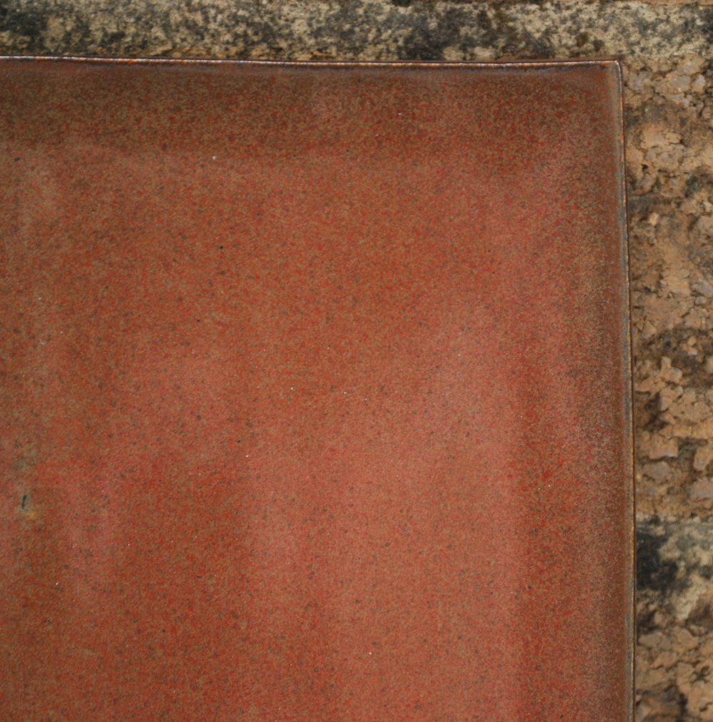 Rust Red/Stone