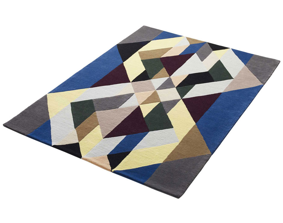"""ivan"" handtufted rug 200x300cm 100% new zealand wool- limited edition-sold out"