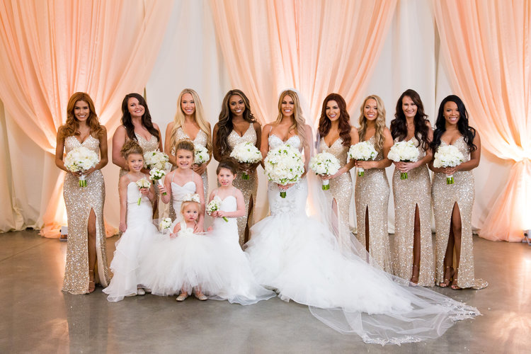 Austin and Whitney Dillon's Wedding: Part 2 — The BFF Blog