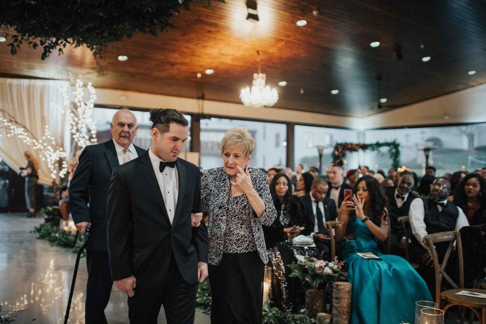 Pete, Oma and Papa