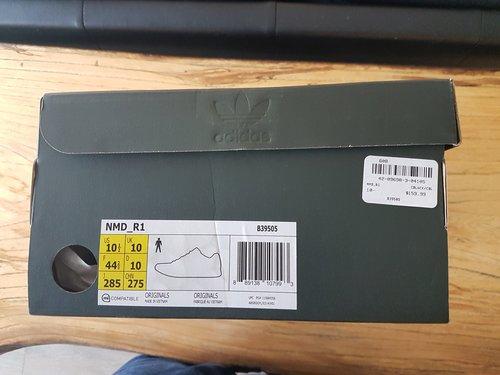 Adidas Nmd R1 Box