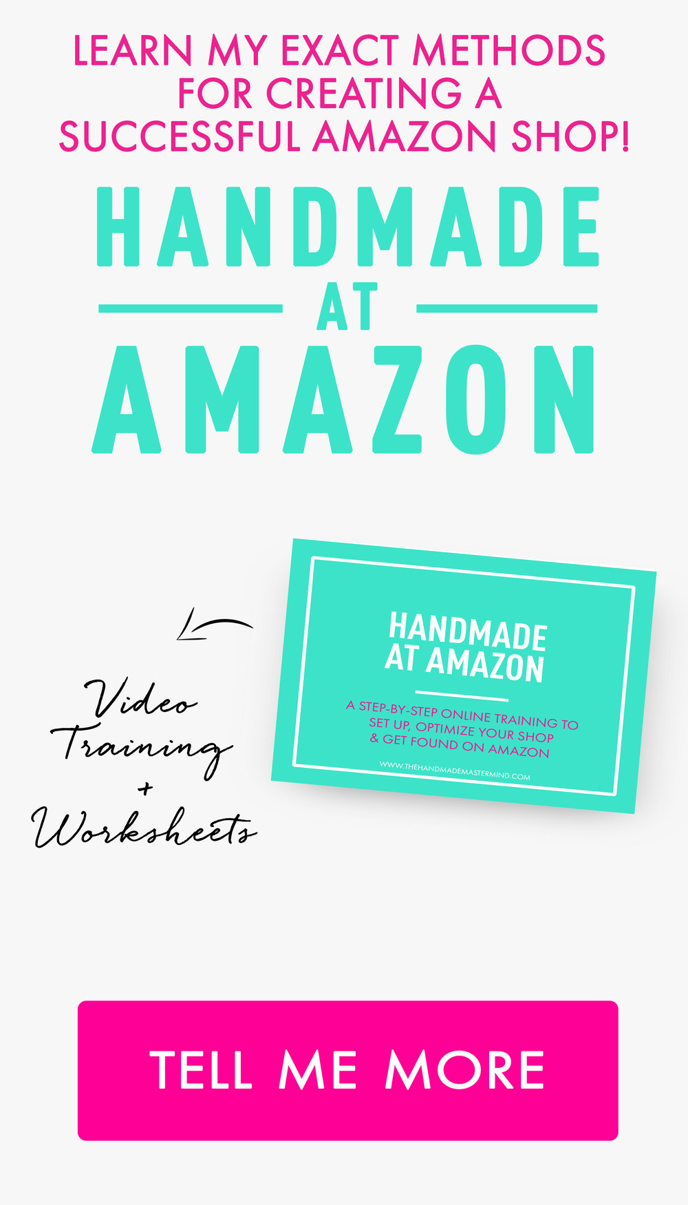Learn how to sell on Handmade at Amazon