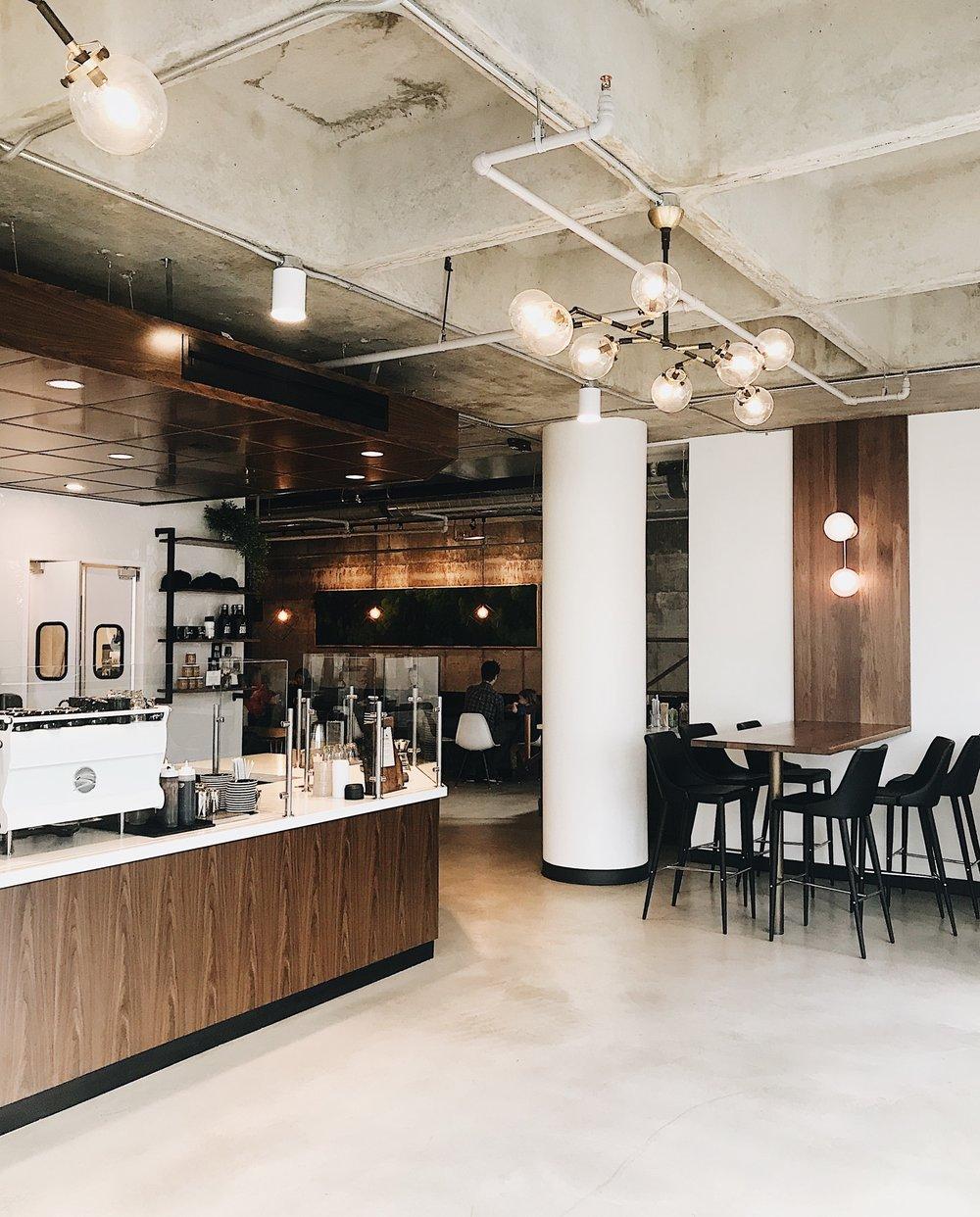 West Bean Coffee San Diego