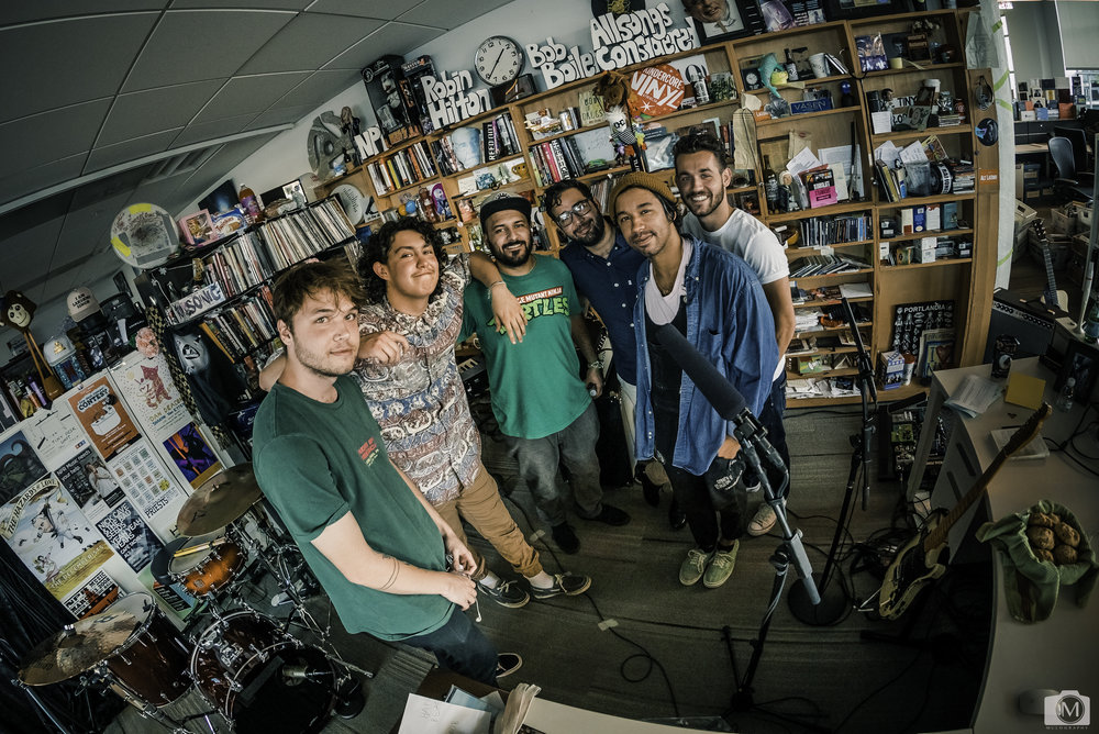 Hobo Johnson - Tiny Desk Concert - DC