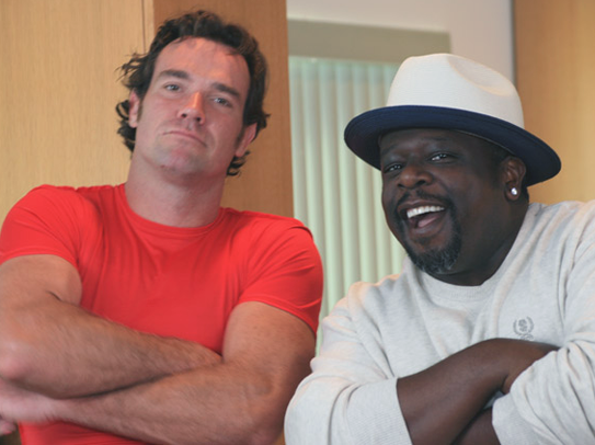ERIC & CEDRIC THE ENTERTAINER