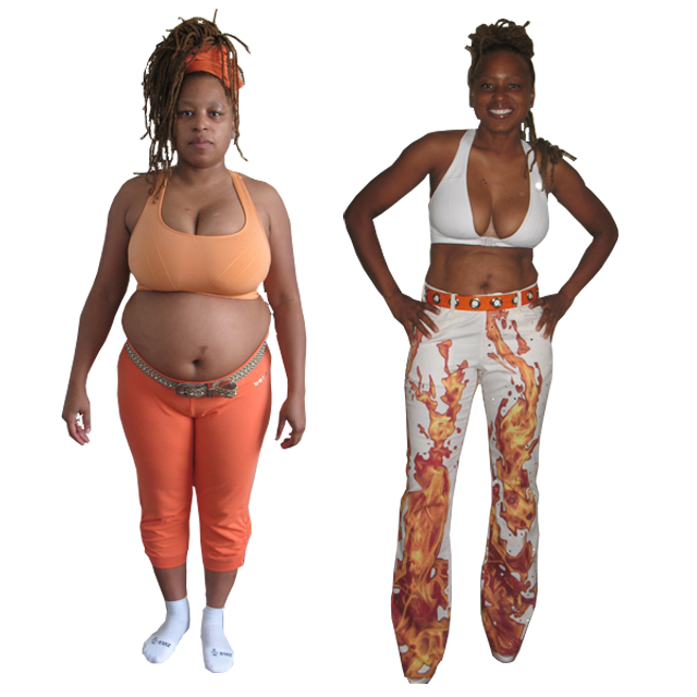 ARNAE LOST 42+ LBS IN 12 WEEKS!