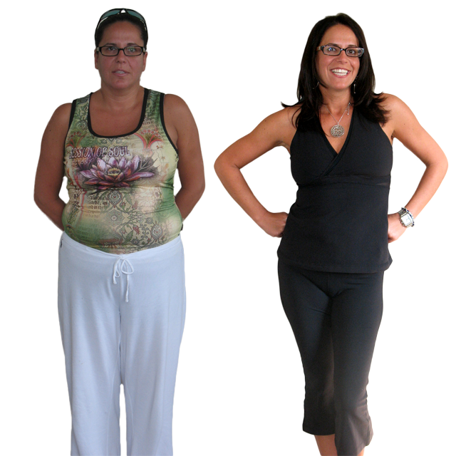 BESS LOST 40+ LBS IN 12 WEEKS!