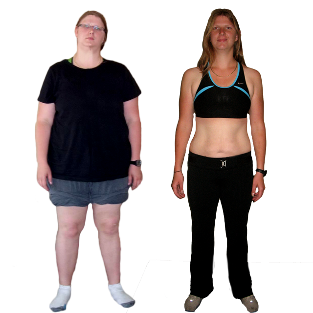 MARCELLE LOST 103+ LBS IN 9 MONTHS!