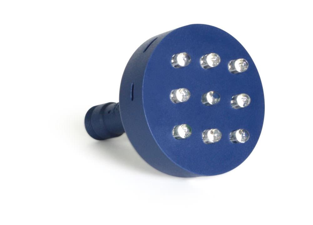 9 LEDs cluster