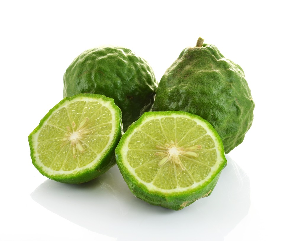 Makrut Lime - They may be small, but they pack a punch