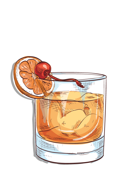Antiquado- Espirito XVI Cachaça Fall Cocktails - Old fashioned cherry orange bitters.png