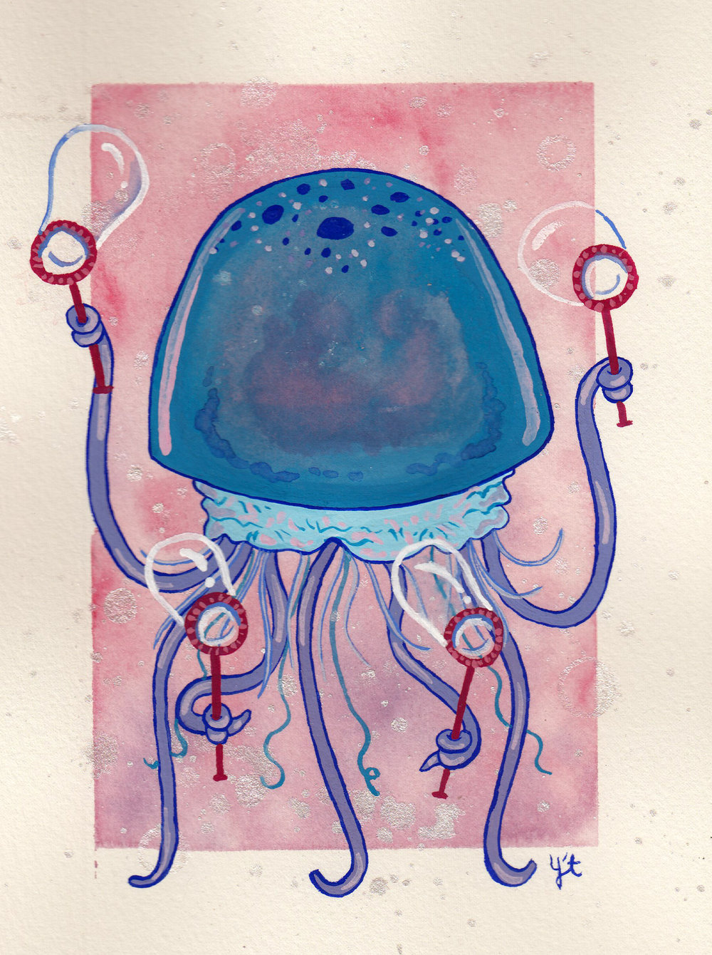 Bubble Jellyfish