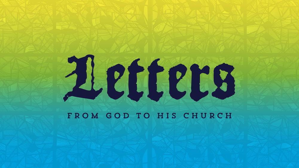 Letters Sermon Series