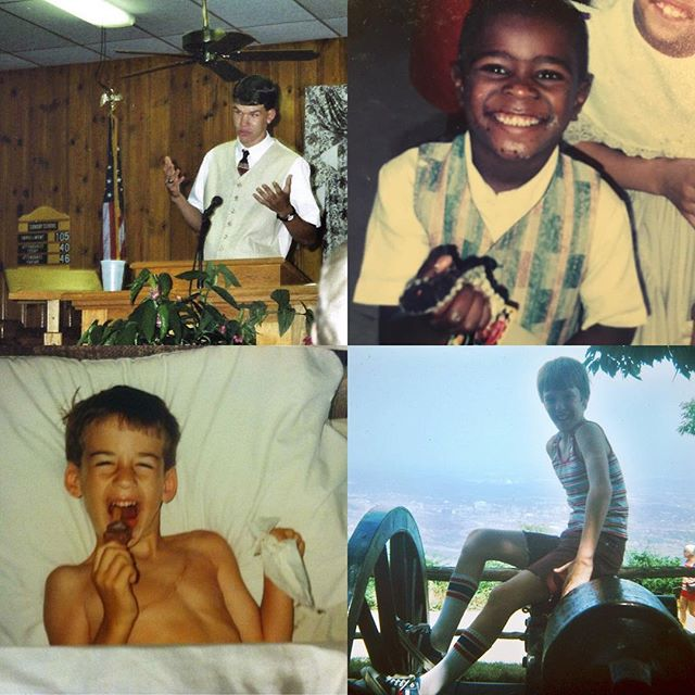 Can you correctly guess all 4 staff members in these photos? #tbt