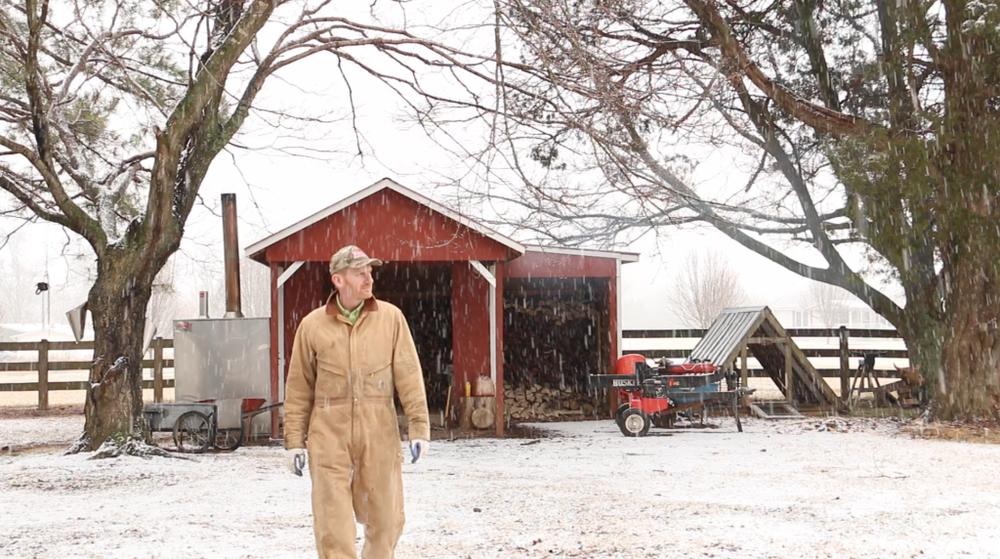snowy farm 2