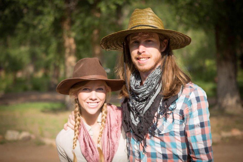 Casey and Heidi-1
