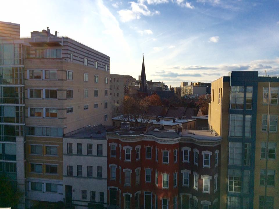 Rooftop view of rowhouses in Washington DC.jpg