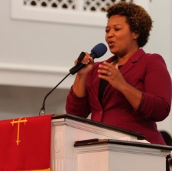 Pastor Kanisha Billingsley,<br>Instructor