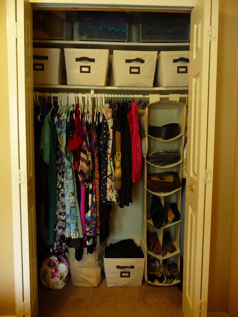 A Teacher's Closet: AFTER