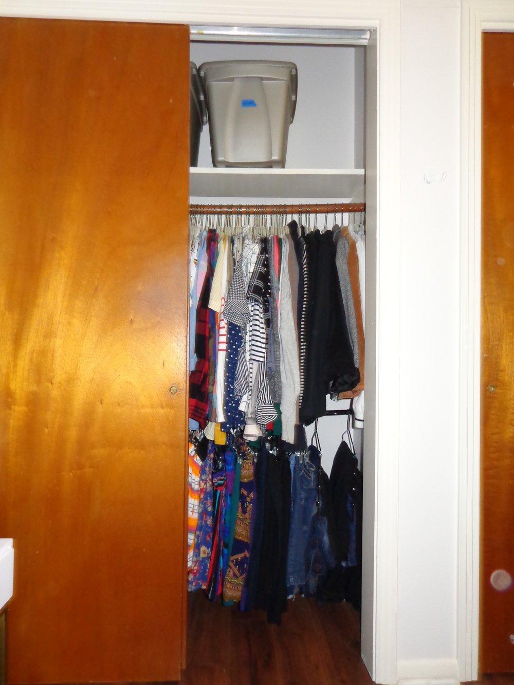 A Vintage Addict's Closet: AFTER