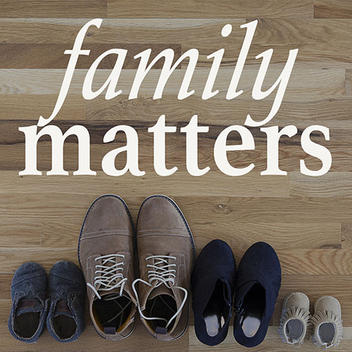 Family Matters Sermon Series