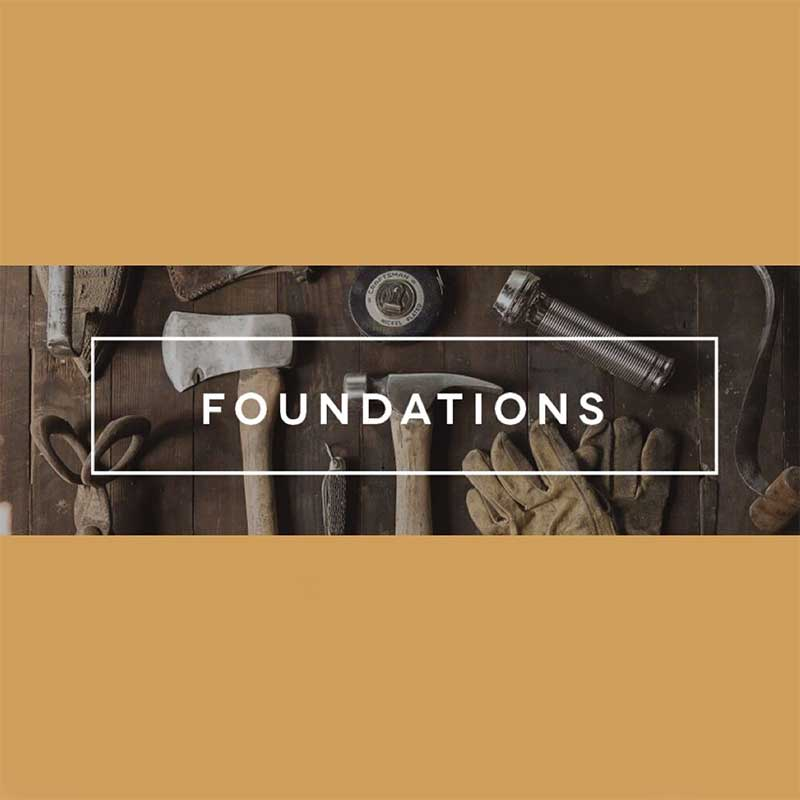 Foundations Sermon Series Grace Bible Church Maui