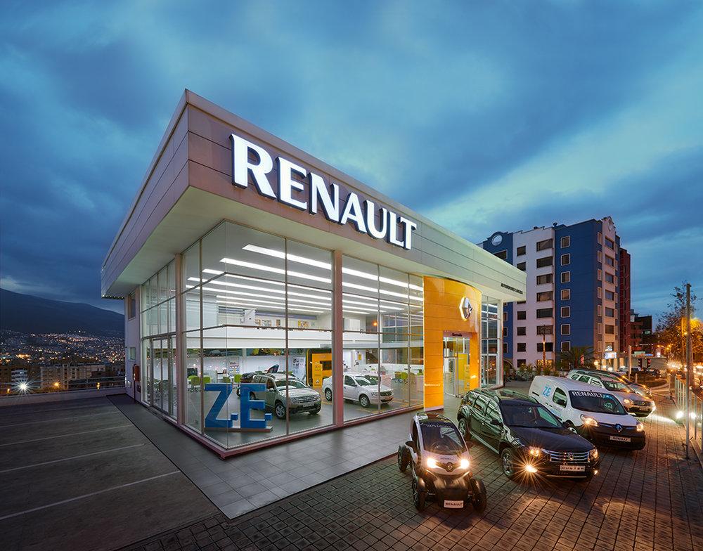 Cliente: Renault