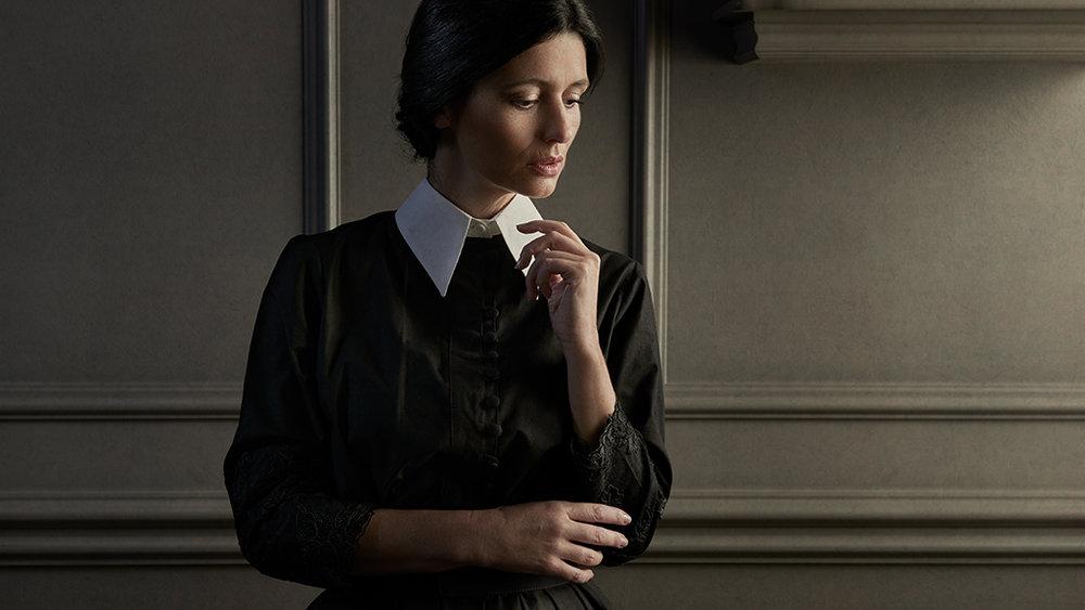 Portrait of a Danish Woman II (2016)