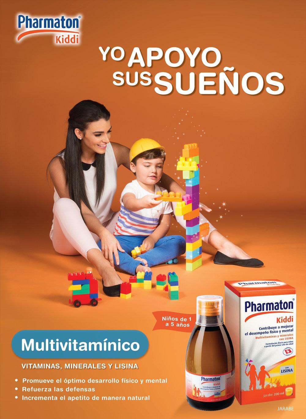 Cliente: Pharmaton