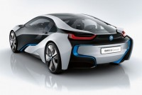 BMW i8 Concept Spider electric car Images provided by BMW