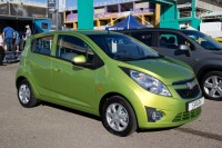 Review of the 2014 Chevrolet Spark EV