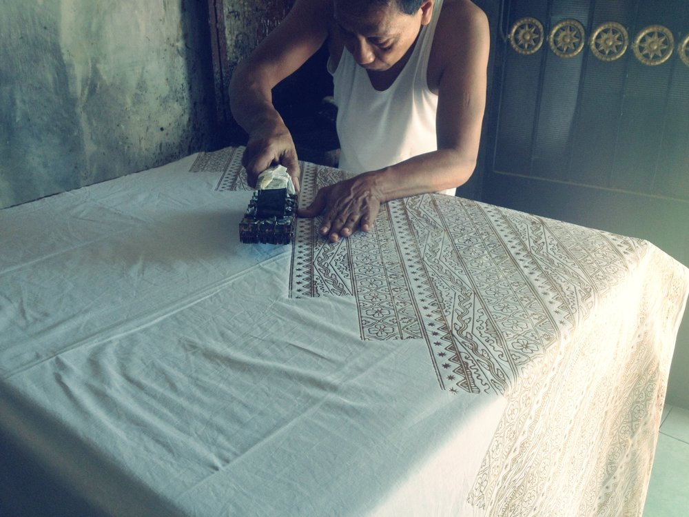 Sustainable Batik Craft