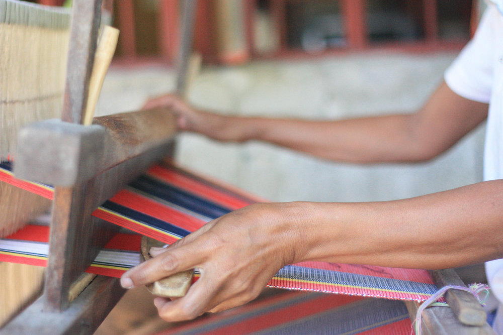 Colorful Handwoven Handloom