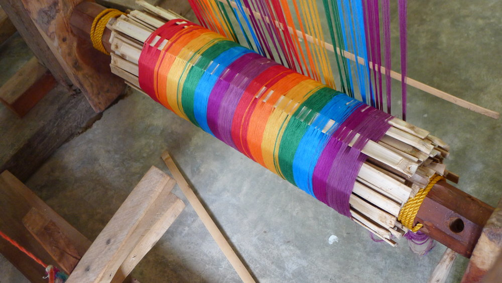 Colorful Handloom