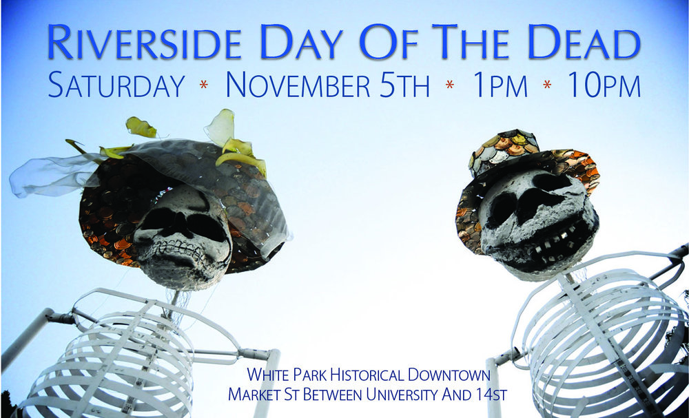 Riverside Day of The Dead 2016