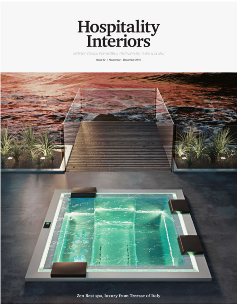 Hospitality Interiors - December 2015