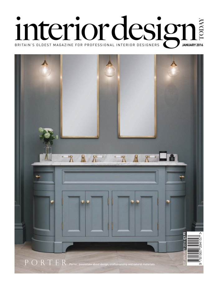 Interior Design today,                     Jan 2016