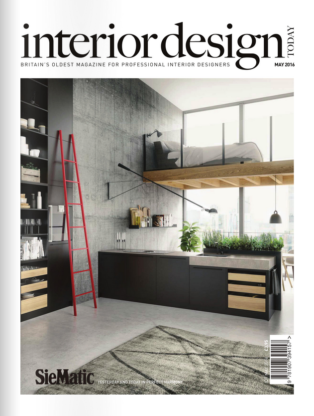 Interior Design Today,                   May 2016