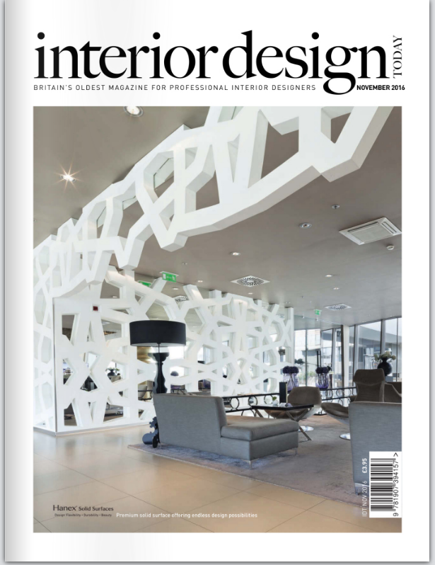 Interior Design Today,                   Nov 2016