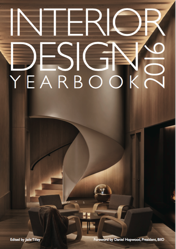 Interior Design Yearbook - Professional Edition 2016