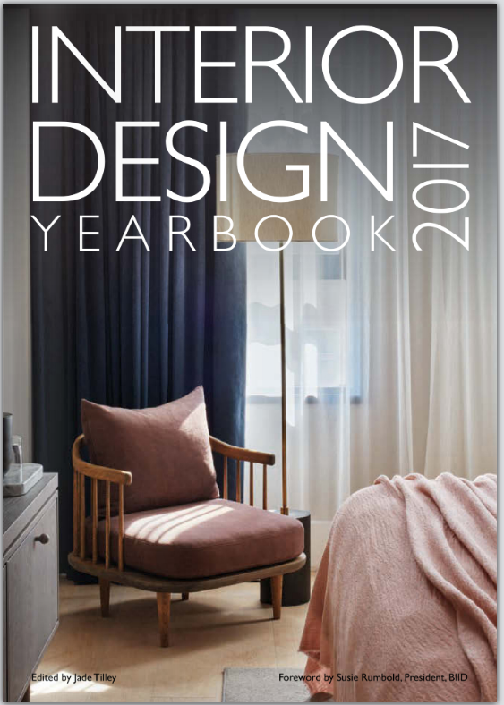 Interior Design Yearbook - Professional Edition 2017