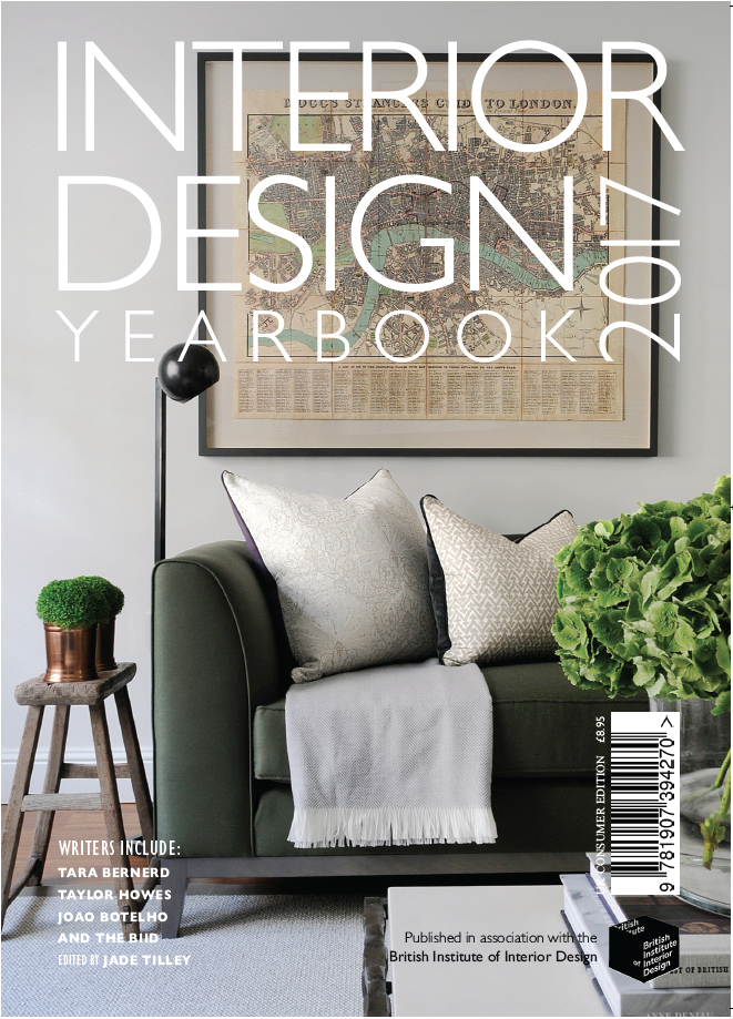 Interior Design Yearbook - Consumer Edition 2017