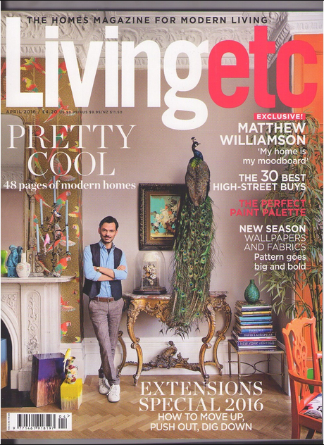 Living Etc.,                                   April 2016