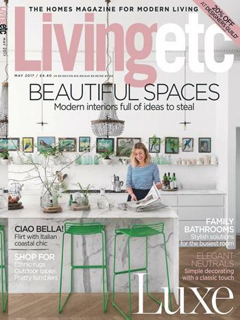 Living Etc,                                         May 2017