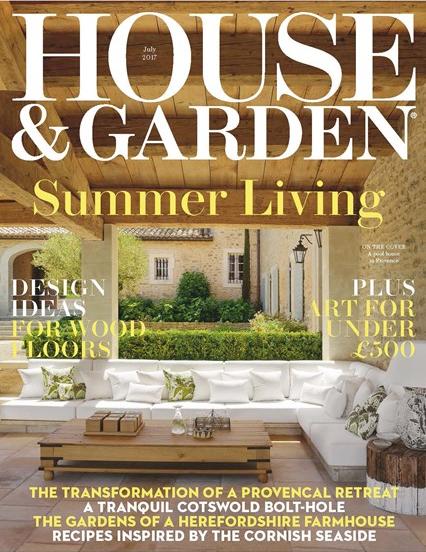 House & Garden,                 July 2017