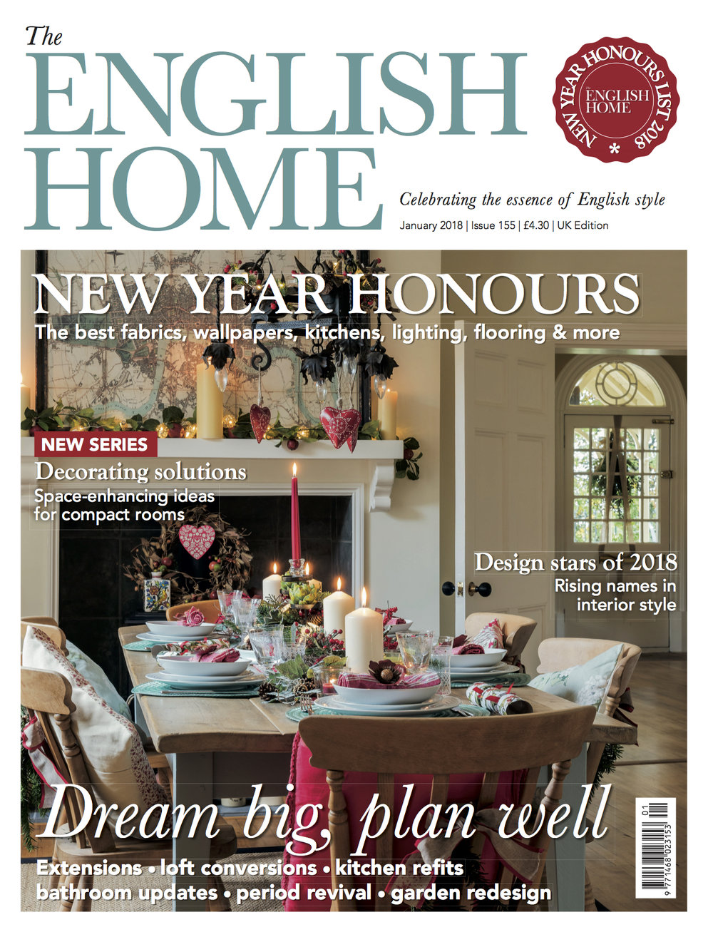 English Home - January 2018